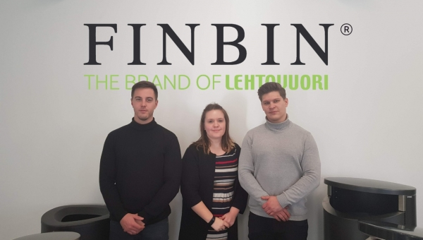 All Urban partners with Finbin to distribute innovative smart bins to UK market
