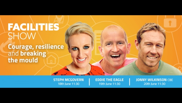 Inspirational speaker line-up announced for Facilities Show 2019