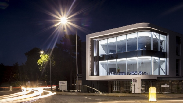 University building named 'Outstanding Project' in double award win