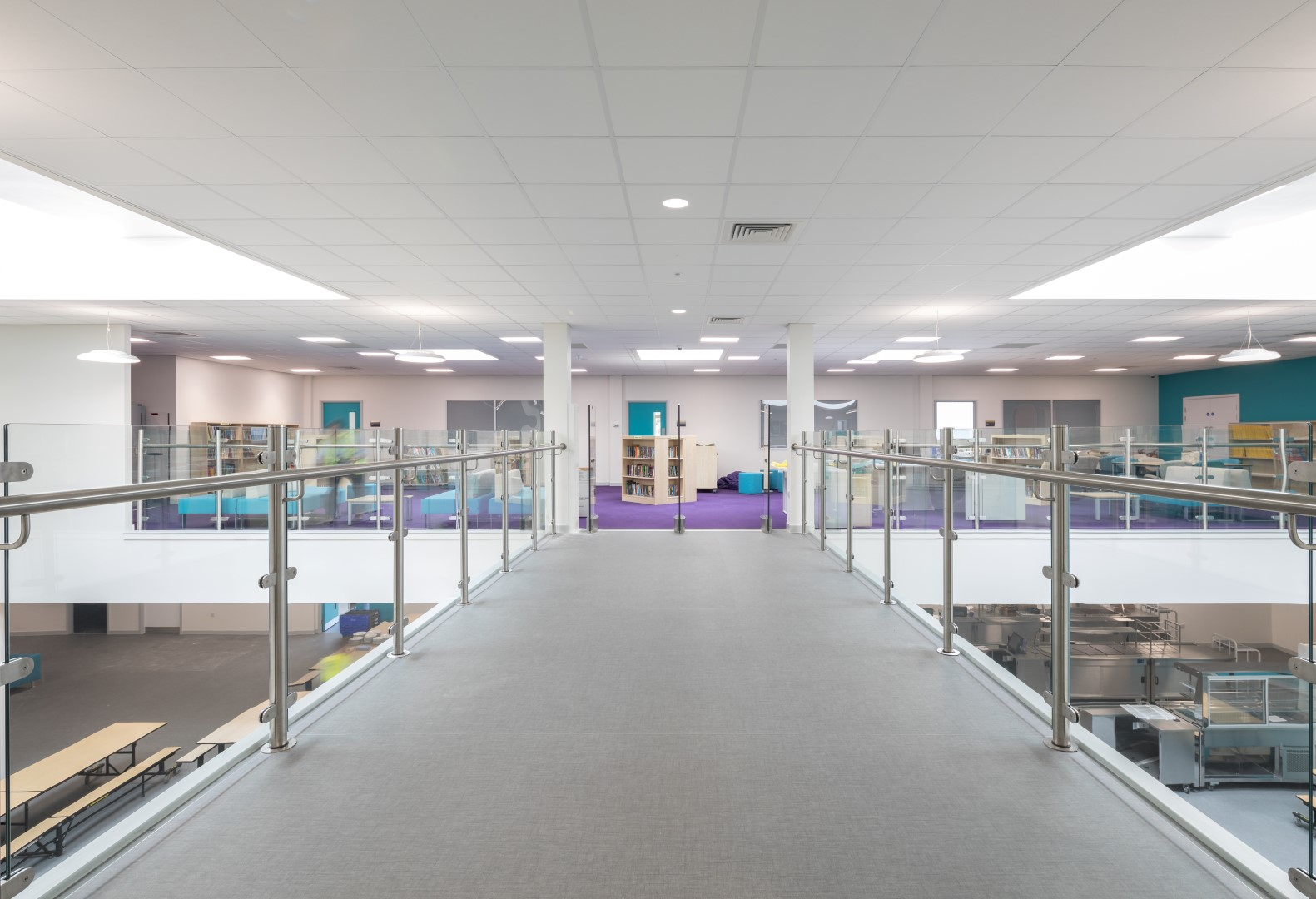 Altro serenade reduces noise and increases comfort at new £17m reach free school