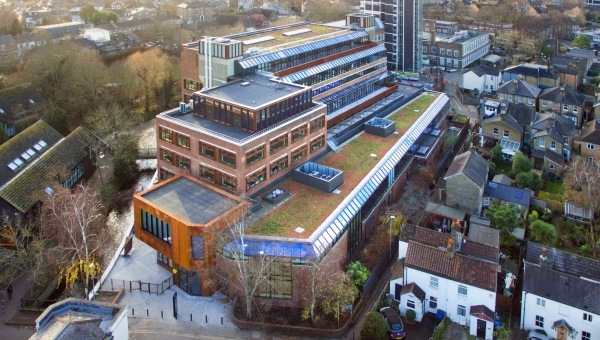 Haworth Tompkins completes Kingston University redevelopment