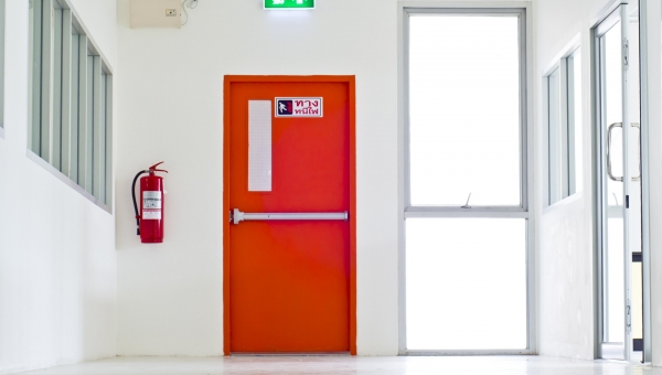 Time for focus on fire door safety